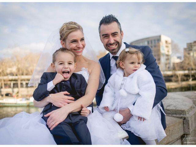 Le mariage de Nicolas et Julie à Dugny, Seine-Saint-Denis 14