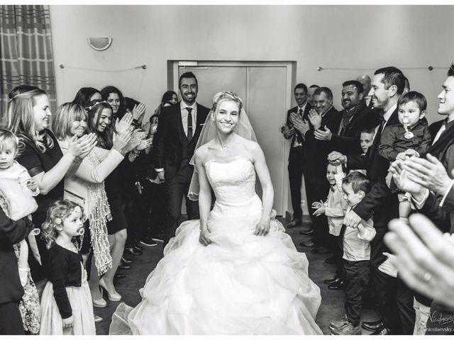 Le mariage de Nicolas et Julie à Dugny, Seine-Saint-Denis 20