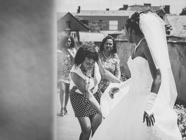 Le mariage de Fabien et Léa à Rennes, Ille et Vilaine 20