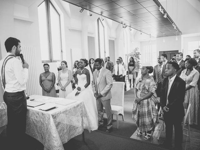 Le mariage de Fabien et Léa à Rennes, Ille et Vilaine 21