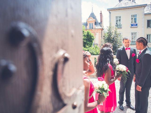 Le mariage de Fabien et Léa à Rennes, Ille et Vilaine 25