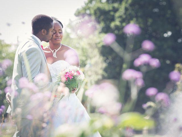 Le mariage de Fabien et Léa à Rennes, Ille et Vilaine 1