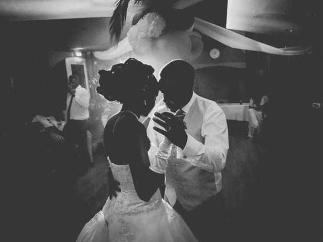 Le mariage de Léa et Fabien