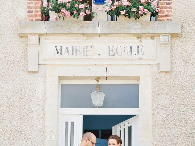 Le mariage de Guillaume et Emeline à Bar-sur-Aube, Aube 14