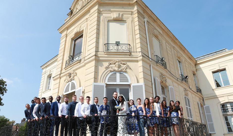 Le mariage de Kevin et Déborah à Sylvains-les-Moulins, Eure