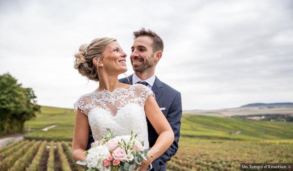 Le mariage de Nicolas et Lucie à Ay, Marne