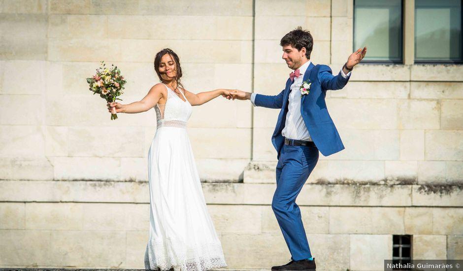 Le mariage de Arthur et Audrey à Ancy-le-Franc, Yonne