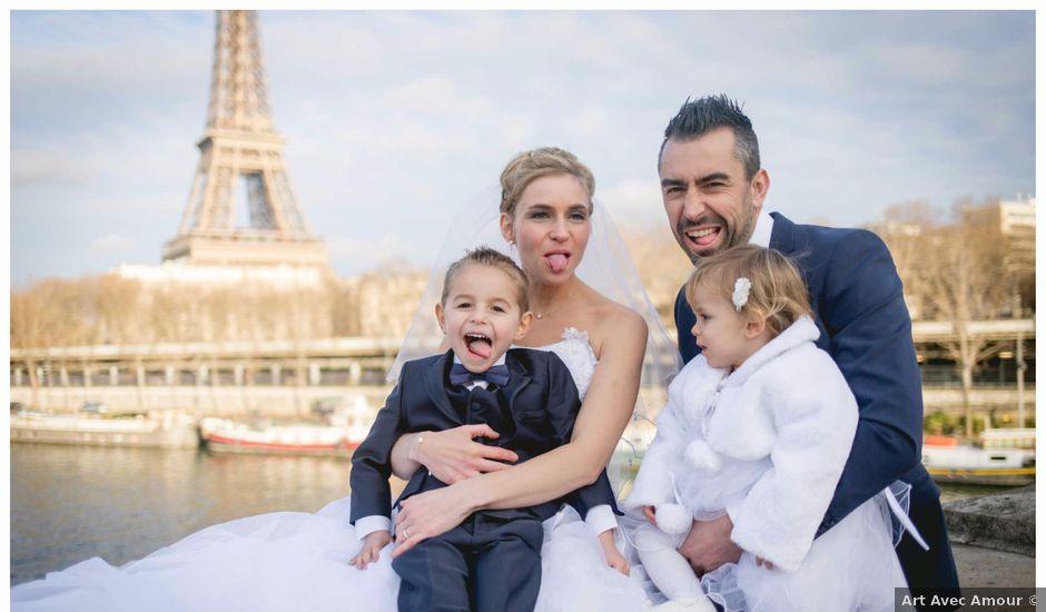 Le mariage de Nicolas et Julie à Dugny, Seine-Saint-Denis