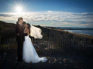 Le mariage de Sandrine et Laurent 1