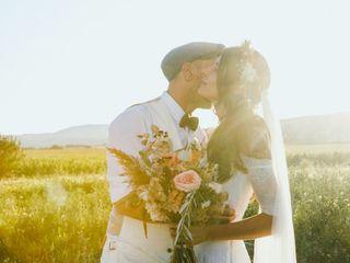 Le mariage de Marjory  et Stéphane