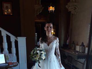 Le mariage de Eva et François 1