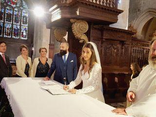 Le mariage de Mathilde et Nicolas