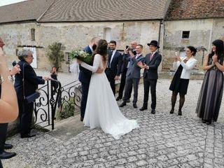 Le mariage de Mathilde et Nicolas  3