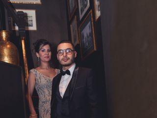 Le mariage de Dina et Aniss 2