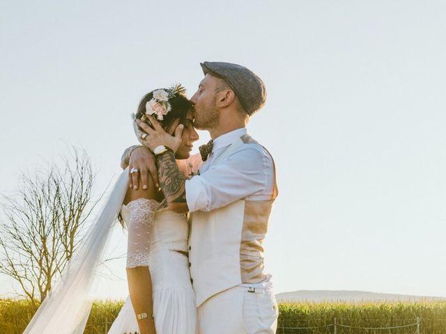 Le mariage de Stéphane  et Marjory  à Ginasservis, Var 1