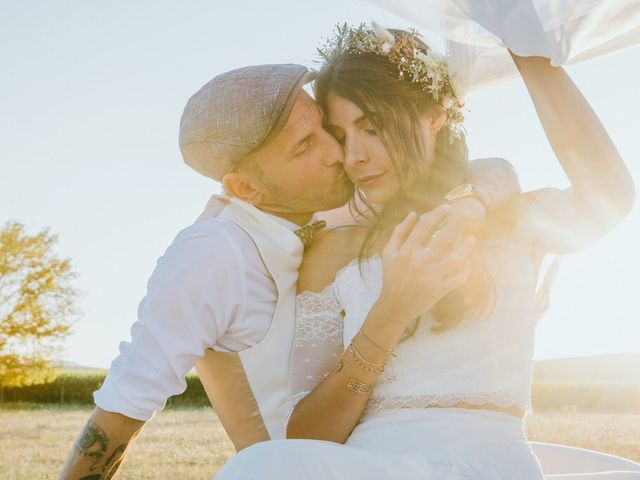 Le mariage de Stéphane  et Marjory  à Ginasservis, Var 5