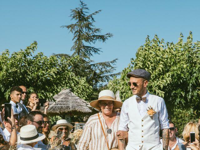 Le mariage de Stéphane  et Marjory  à Ginasservis, Var 8
