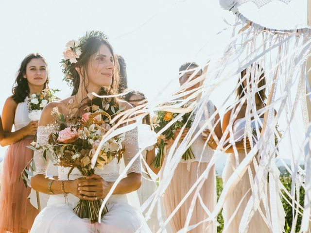 Le mariage de Stéphane  et Marjory  à Ginasservis, Var 24