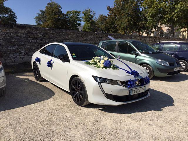 Le mariage de François et Eva à Augerville-la-Rivière, Loiret 4