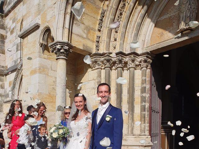 Le mariage de François et Eva à Augerville-la-Rivière, Loiret 1