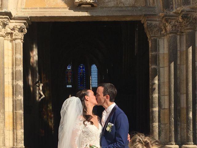 Le mariage de François et Eva à Augerville-la-Rivière, Loiret 6