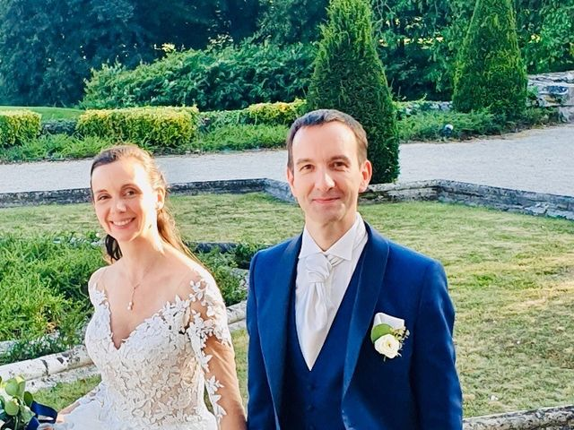 Le mariage de François et Eva à Augerville-la-Rivière, Loiret 7