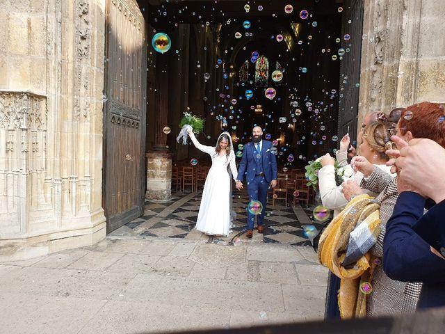 Le mariage de Nicolas  et Mathilde à Pontoise, Val-d'Oise 2