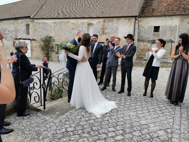 Le mariage de Nicolas  et Mathilde à Pontoise, Val-d'Oise 3