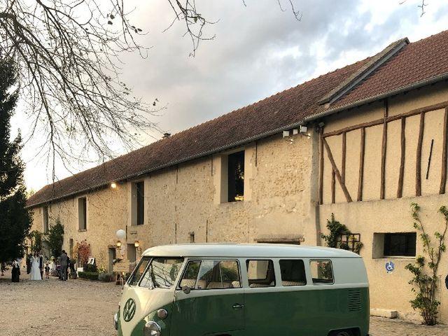 Le mariage de Nicolas  et Mathilde à Pontoise, Val-d'Oise 5