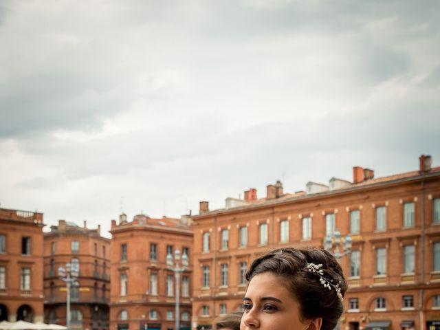 Le mariage de Loïc et Imane à Toulouse, Haute-Garonne 3