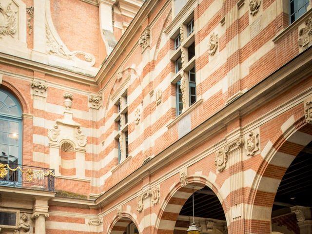 Le mariage de Loïc et Imane à Toulouse, Haute-Garonne 4