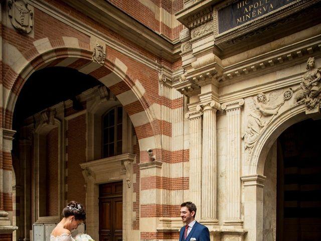 Le mariage de Loïc et Imane à Toulouse, Haute-Garonne 5