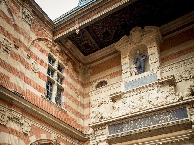 Le mariage de Loïc et Imane à Toulouse, Haute-Garonne 6