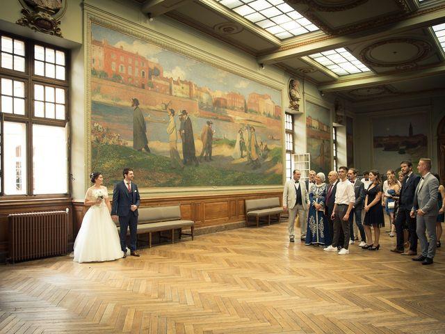 Le mariage de Loïc et Imane à Toulouse, Haute-Garonne 2