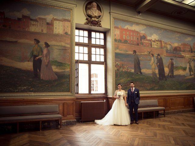 Le mariage de Loïc et Imane à Toulouse, Haute-Garonne 12