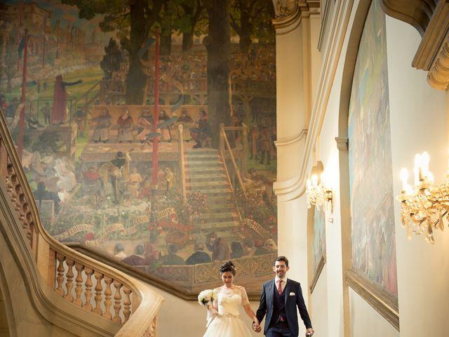 Le mariage de Loïc et Imane à Toulouse, Haute-Garonne 23