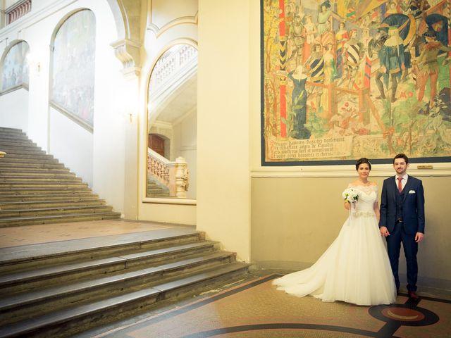 Le mariage de Loïc et Imane à Toulouse, Haute-Garonne 25