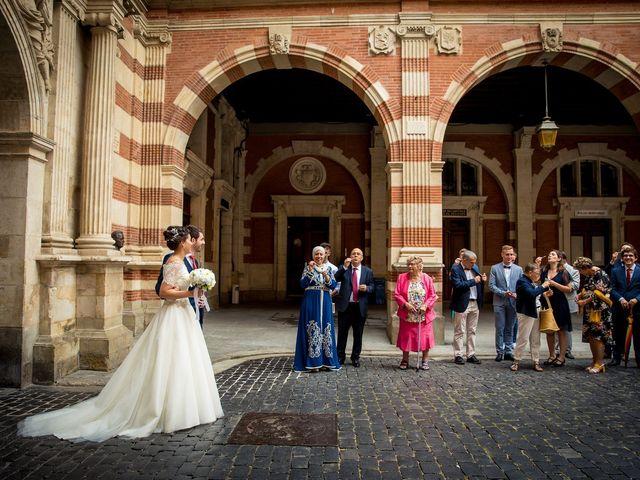 Le mariage de Loïc et Imane à Toulouse, Haute-Garonne 26