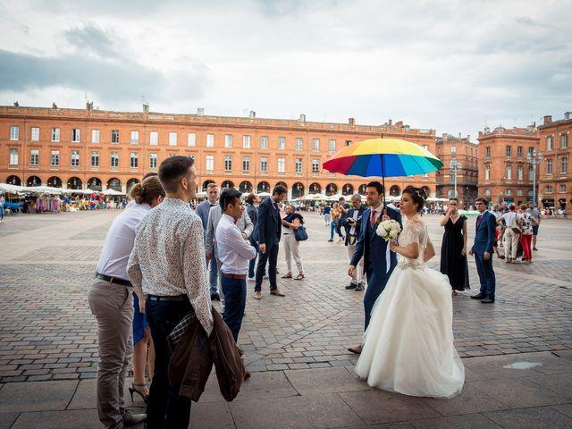 Le mariage de Loïc et Imane à Toulouse, Haute-Garonne 27