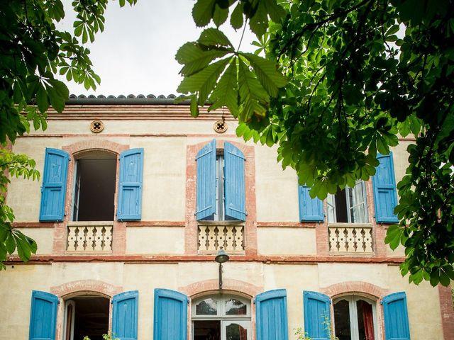 Le mariage de Loïc et Imane à Toulouse, Haute-Garonne 32