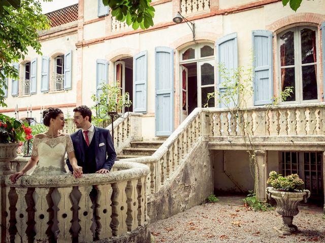Le mariage de Loïc et Imane à Toulouse, Haute-Garonne 44