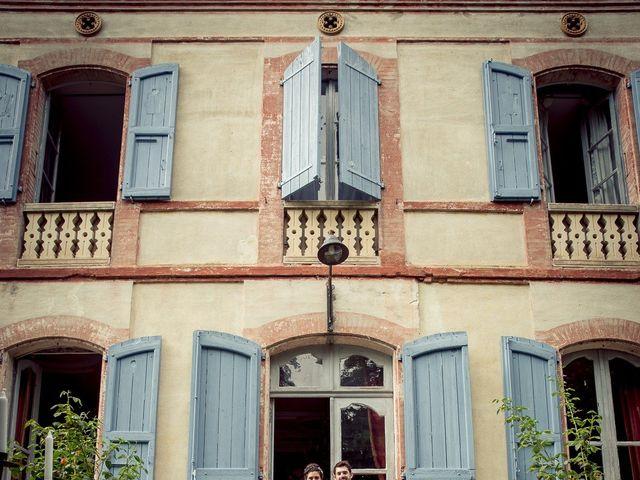 Le mariage de Loïc et Imane à Toulouse, Haute-Garonne 47