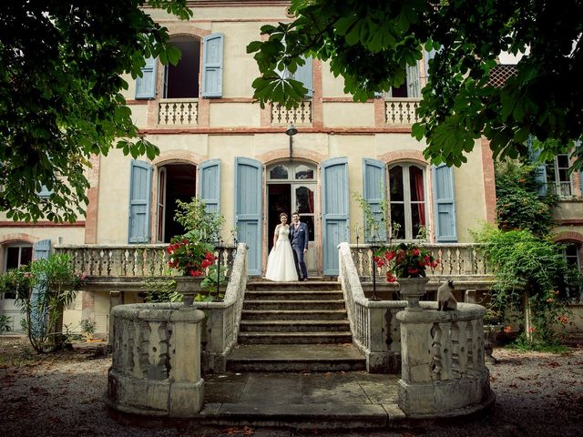 Le mariage de Loïc et Imane à Toulouse, Haute-Garonne 48