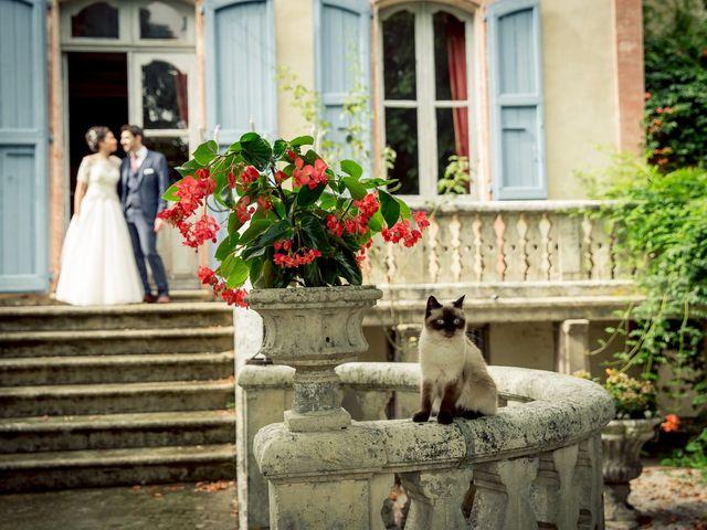 Le mariage de Loïc et Imane à Toulouse, Haute-Garonne 49