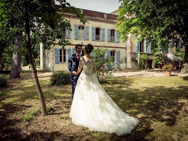 Le mariage de Loïc et Imane à Toulouse, Haute-Garonne 53