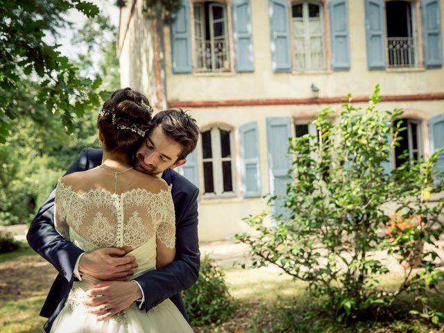 Le mariage de Loïc et Imane à Toulouse, Haute-Garonne 57