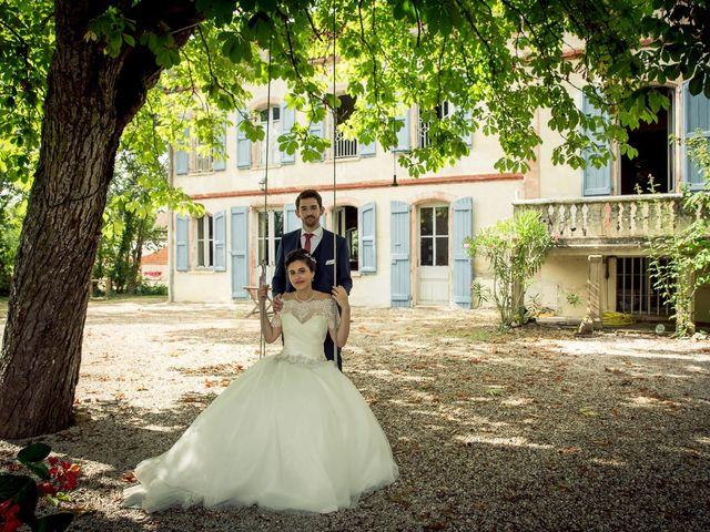 Le mariage de Loïc et Imane à Toulouse, Haute-Garonne 59