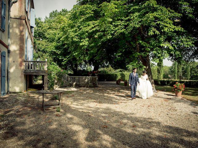 Le mariage de Loïc et Imane à Toulouse, Haute-Garonne 64