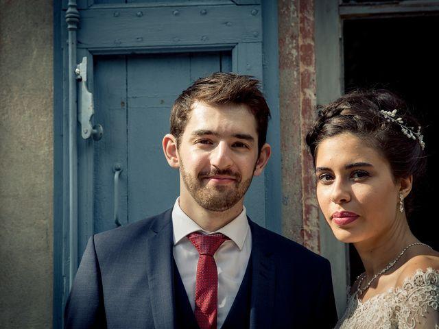 Le mariage de Loïc et Imane à Toulouse, Haute-Garonne 66
