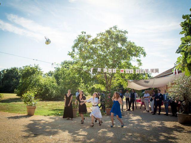 Le mariage de Loïc et Imane à Toulouse, Haute-Garonne 79